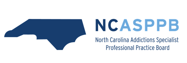 North Carolina Addictions Specialist Professional Practice Board logo