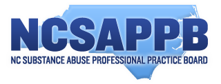 North Carolina Substance Abuse Professional Practice Board